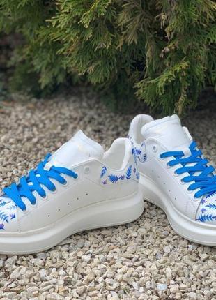 Кросівки alexander mcqueen5 фото