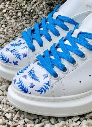 Кросівки alexander mcqueen4 фото