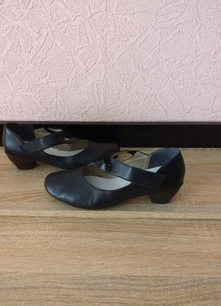 Туфли rieker -натуральная кожа2 фото