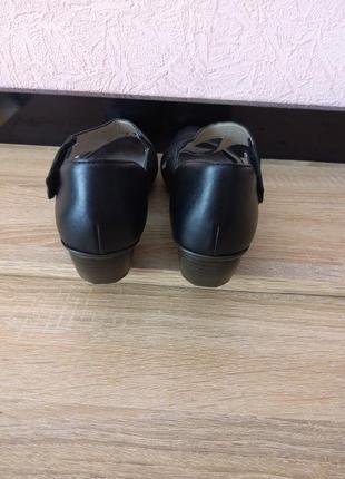 Туфли rieker -натуральная кожа5 фото