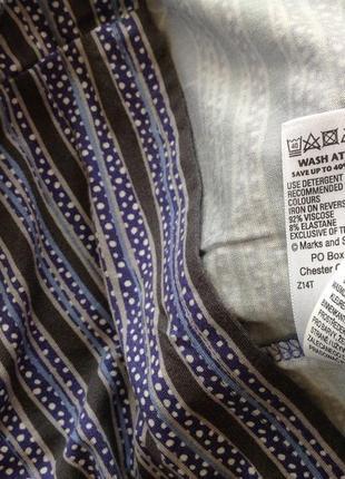 Трикотажное вискозное платье/l- xl/ brend marks& spencer5 фото