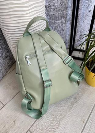 🔥 стильный рюкзак кожаный распродажа2 фото