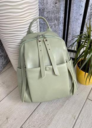 🔥 стильный рюкзак кожаный распродажа