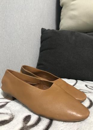 Стильные туфли кэжуал