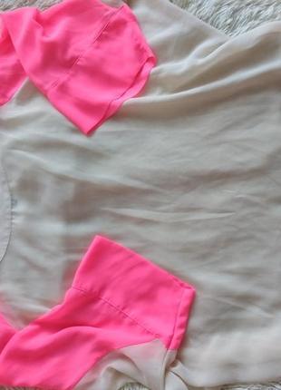 Шифоновая блуза papaya размер 12