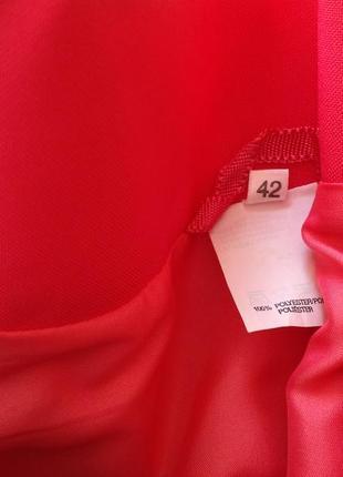 Розовый жакет с маечкой/xl/2 фото