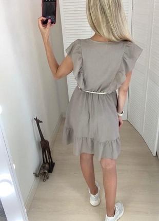 Платье 👗 в наличии ❗️мгновенная отправка 🚀3 фото