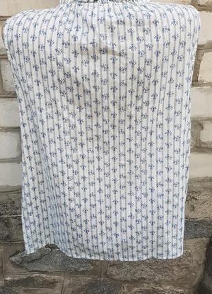 Красивая свободная летняя блуза next2 фото