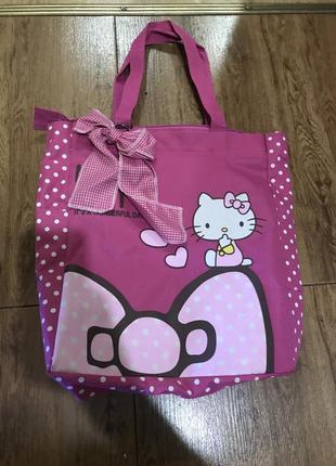 Детская сумка для сменки