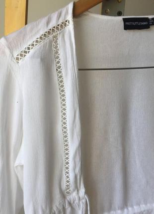 Блуза prettylittlething2 фото