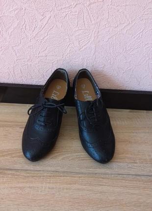 Весенние туфли lilley -новые1 фото