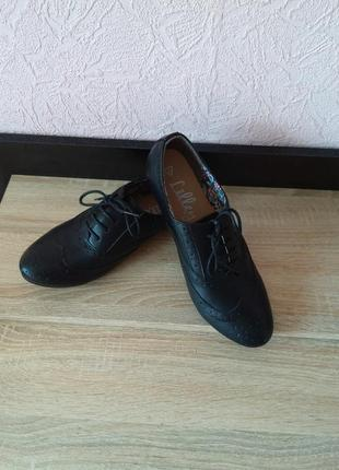 Весенние туфли lilley -новые2 фото