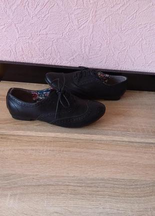 Весенние туфли lilley -новые3 фото
