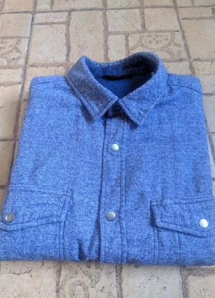 Мужска рубашка core by jack&jones