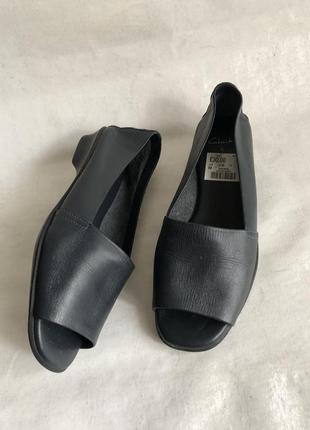 Кожаные туфли1 фото