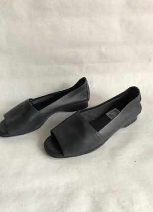 Кожаные туфли4 фото