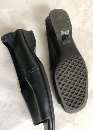 Кожаные туфли7 фото