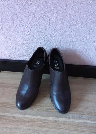 Туфли 5th avenue -натуральная кожа2 фото