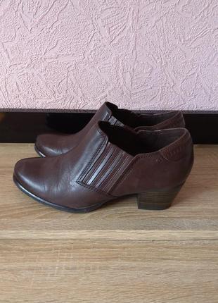 Туфли 5th avenue -натуральная кожа1 фото