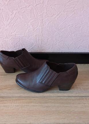 Туфли 5th avenue -натуральная кожа4 фото