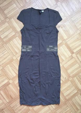 Фирменное тепленькое платье best connections