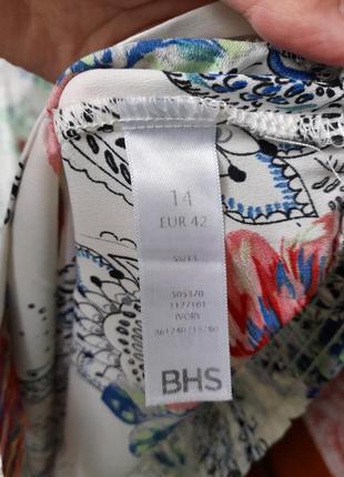 Блуза блузочка футболка bhs7 фото