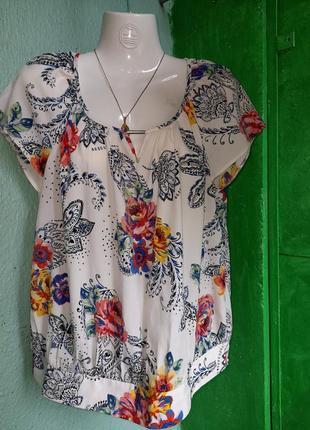 Блуза блузочка футболка bhs1 фото