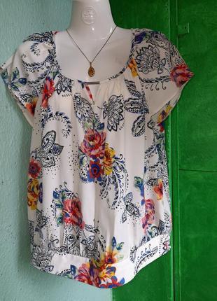 Блуза блузочка футболка bhs2 фото