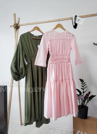 Миди платья новые