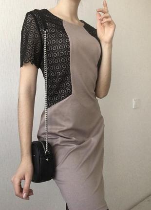 Шикарное женственное платье grandua2 фото