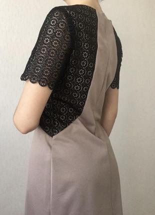 Шикарное женственное платье grandua5 фото