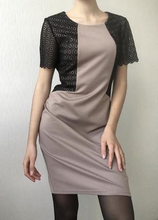 Шикарное женственное платье grandua6 фото