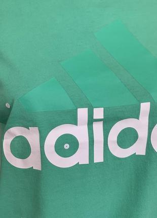 Футболка adidas хлопок оригинал2 фото