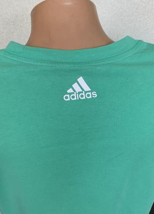 Футболка adidas хлопок оригинал3 фото