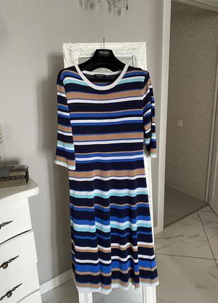 Яркое. весеннее платье