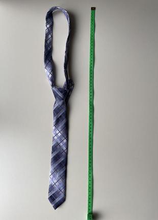 Атласный галстук на мальчика