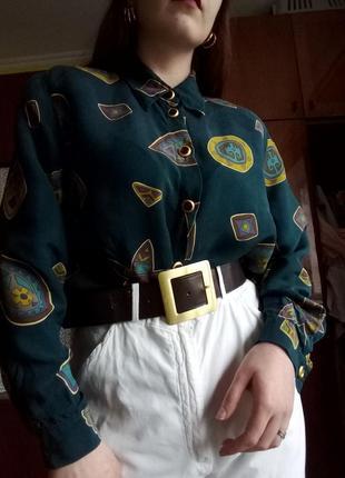 Сорочка блузка кофта