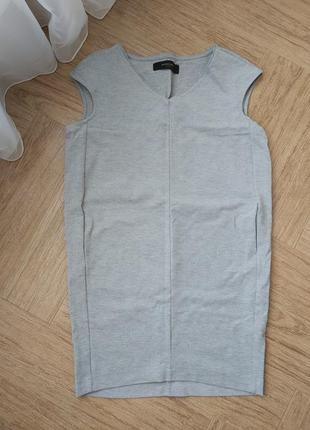 Серое платье reserved1 фото