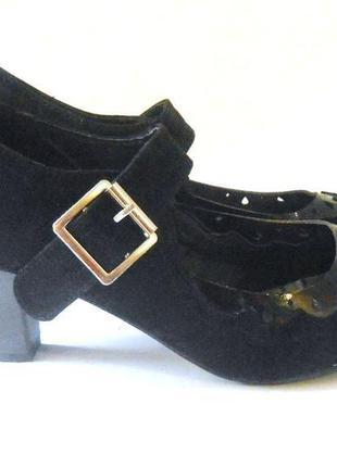 Фирменные туфли от бренда lilley, р-р 42 код k42323 фото