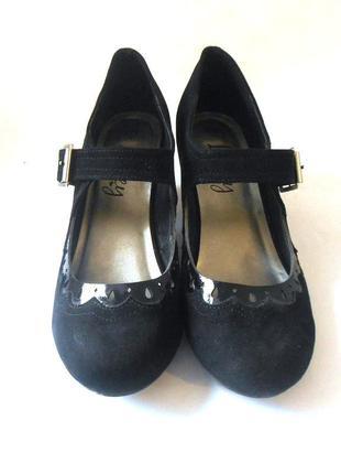 Фирменные туфли от бренда lilley, р-р 42 код k42325 фото
