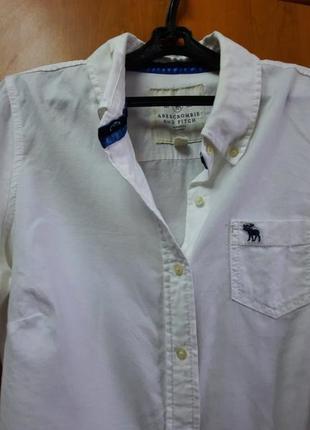 Рубашка abercrombie & fitch оригинал2 фото