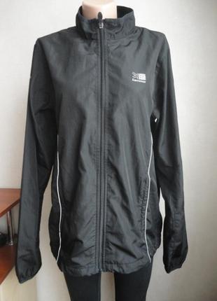 Спортивная ветровка , куртка karrimor