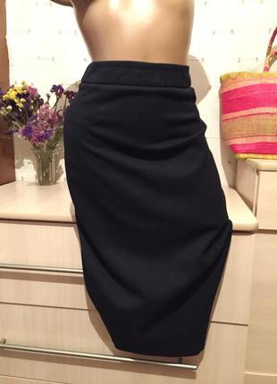 Базовая юбка карандаш миди