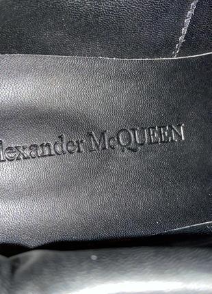 Женские кроссовки alexander mcqueen galaxy light sole8 фото