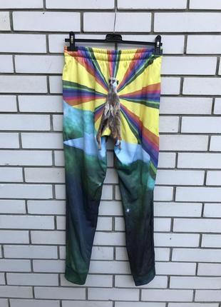 Крутые,спортивные штаны,брюки,лосины,легенсы с сусликом2 фото