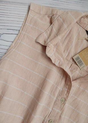 Платье натуральное лён esmara германия р. 46-485 фото