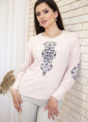 Блуза женская с орнаментом
