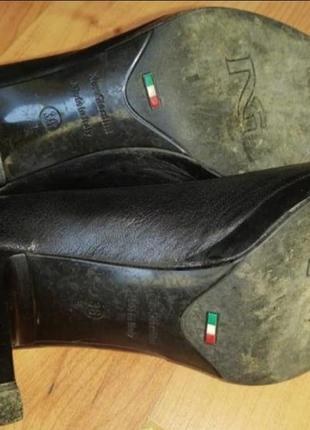 Итальянские кожаные туфли6 фото