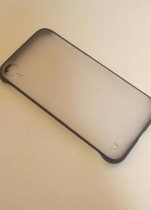 Новый прочный силикон + пластик чехол на айфон iphone xr5 фото