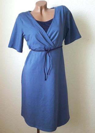 Платье для беременных esmara германия р. 50/523 фото
